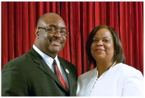 Rev and Mrs Joe Callahan